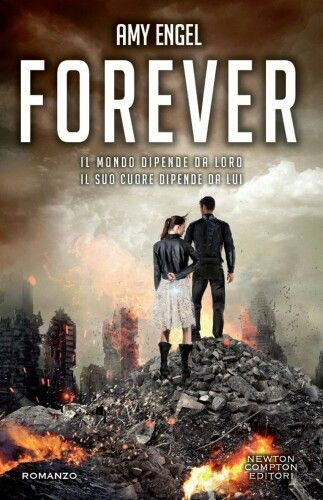 15. Forever di Amy Engel (The book of Iyv #1)