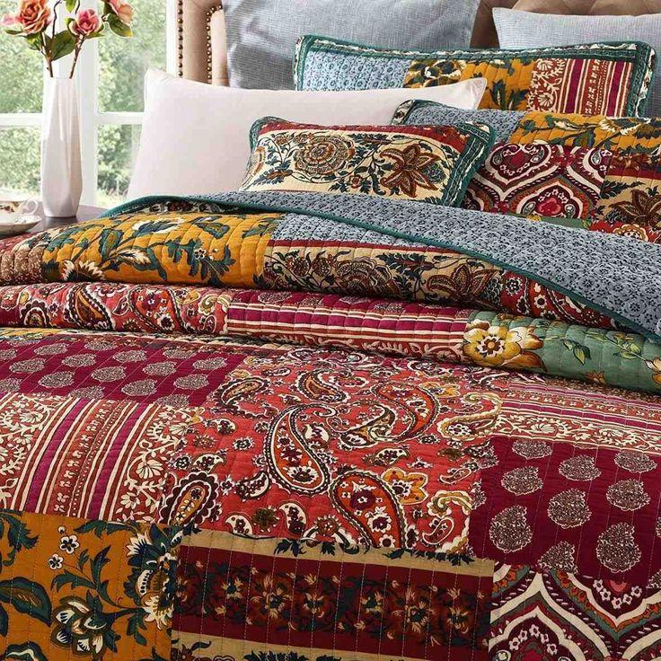 Best 25+ Bohemian bedding sets ideas on Pinterest | Unique ...