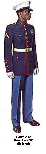 Uniforme azul dos alistados do Corpo de Fuzileiros Navais. Pin by Paolo Marzioli