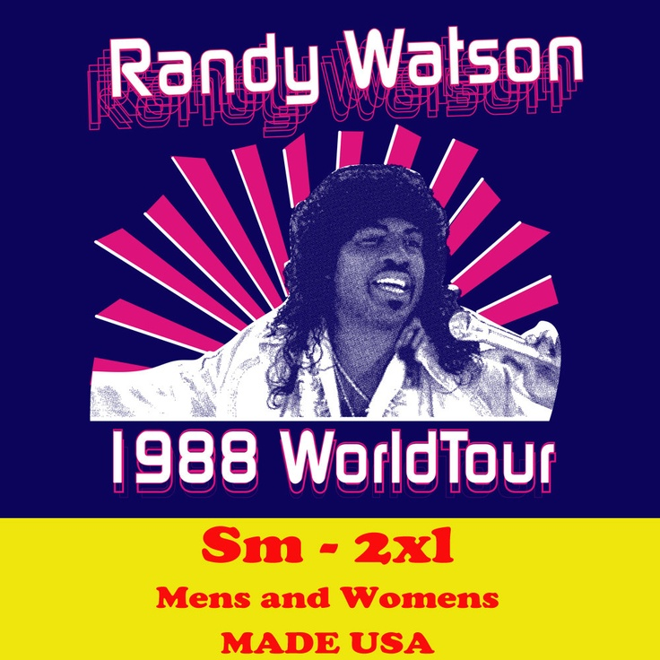 Randy Watson & Sexual Chocolate The