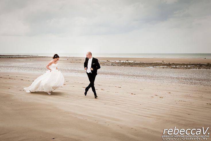 Mariage en France Trash the Dress Photographe Mariage Ile de France Normandie