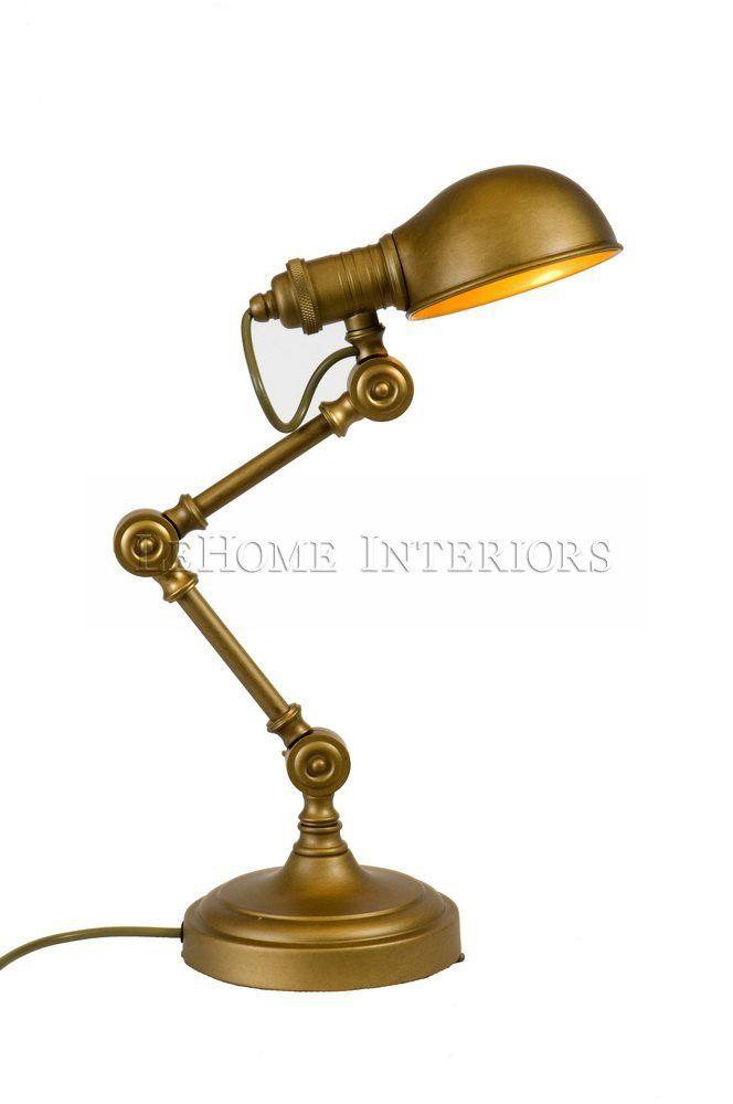 Лампа настольная F042