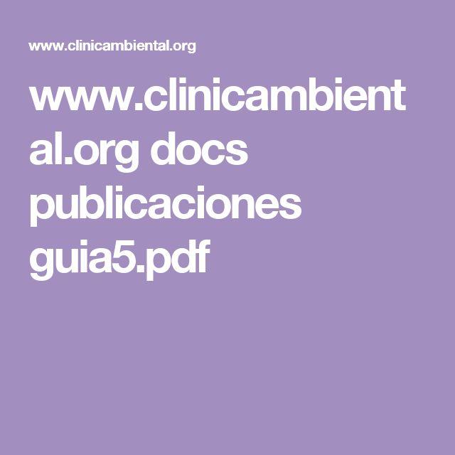 www.clinicambiental.org docs publicaciones guia5.pdf