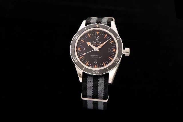 Replicas Relojes chinos omega seamaster 300 spectre 007 nato strap