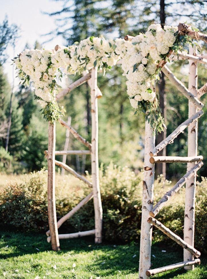 Photo: Jeremiah And Rachel Photography; Wedding ceremony idea