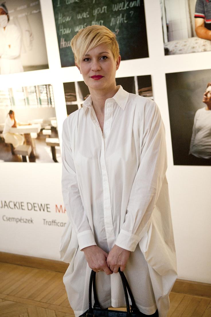 Kriszti - Marie Claire Photo exhibition