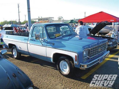1975 Chevy Silverado for sale (NV) - $5,795