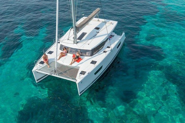 European Yacht of the Year 2017 : les 5 voiliers de la catégorie Multicoques