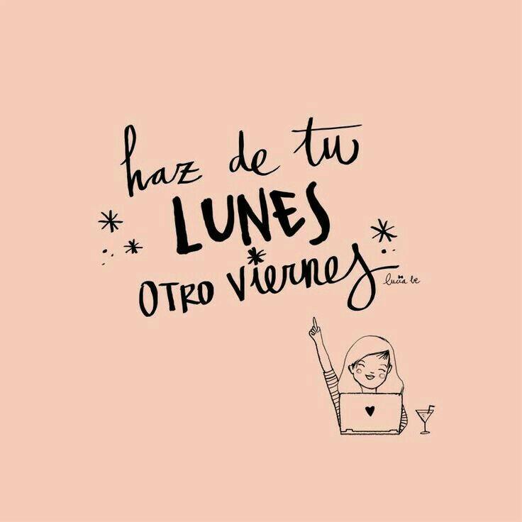 Comienza el día con el pie derecho al leer estas #Frases. #FrasesMotivadoras #Lunes #FrasesCortas