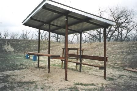 Shelter for Shooting Range