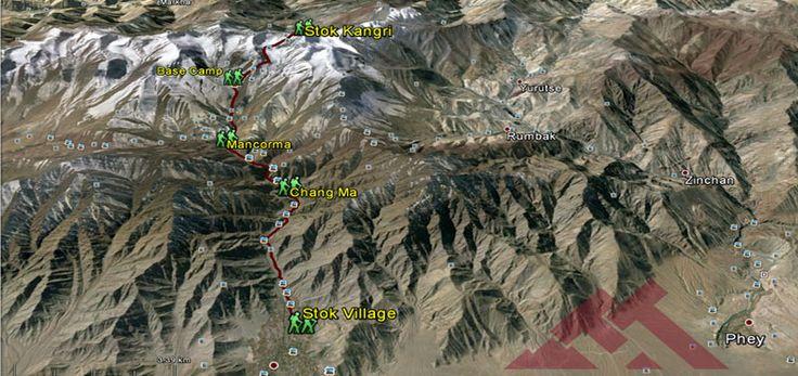 Stok Kangri Trek - Trek The Himalayas