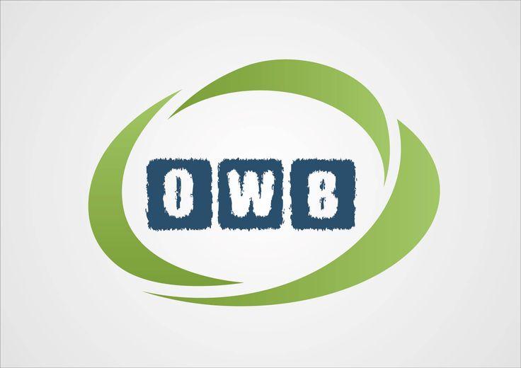 "diseño logotipo de evento OWB ""Open week Barcelona"""