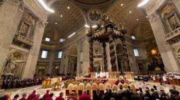 TEXTO Homilía del Papa Francisco en la Solemnidad de Santa María Madre de Dios 01/01/2018 - 05:07 am .- El Papa Francisco reflexionó sobre el significado y la trascendencia de la Virgen María como Madre de Dios.