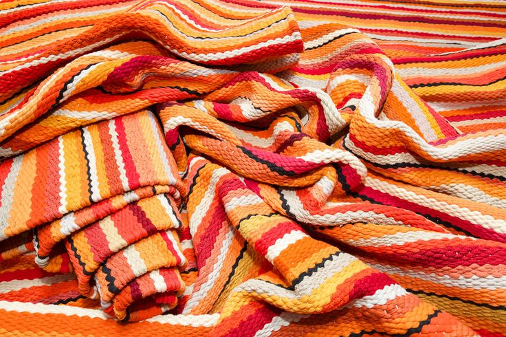 "fragment of carpet  ""Colors of autumn"""