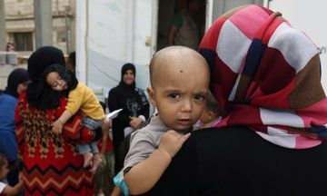 Refugee Organizations Call For U.S. To Take In 100,000 Syrians