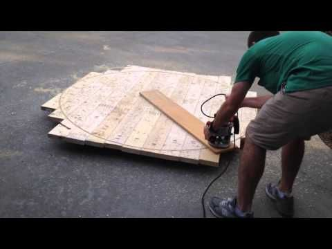70 Inch Round Table Top | Rogue Engineer