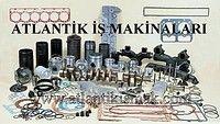 Yanmar Motor Revizyon Yedek Parçaları; Piston, Sekman, Gömlek, Ana Yatak, Kol Yatak, Kol Burcu, Gezinti Yatak, Eksantrik Yatak, Eksantrik