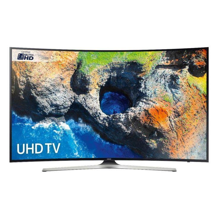 SAMSUNG TV LED ULTRA HD UE55MU6200 SMART TV CURVO IN OFFERTA A 798 EURO