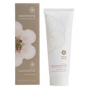 Natural Being Hand & Body Cream 100ml