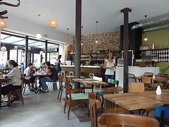 Nambodaï restaurant in Paris by (Ma+Chr)
