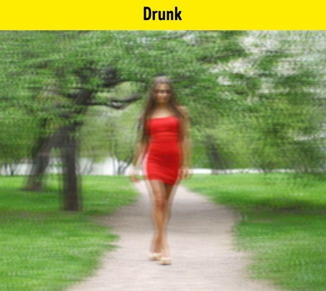 Ini 5 Efek Visual Yang Tampak Ketika Lu Nyobain Narkotika Dan Minuman Keras Bener Gak Sih?  Dagelan