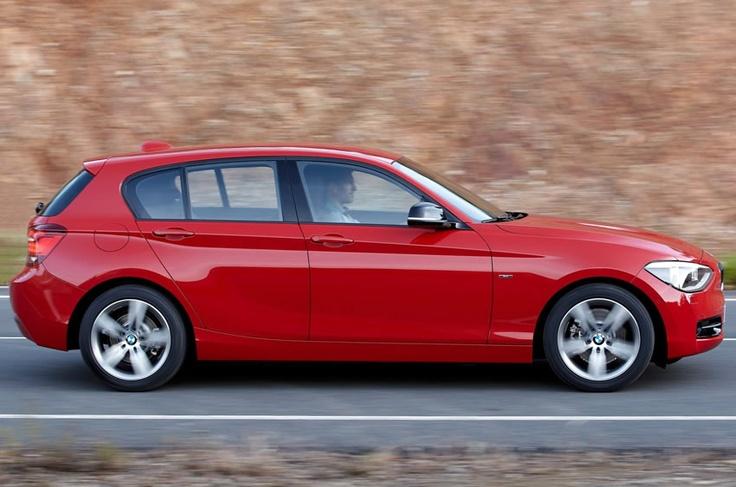 BMW 116i SE / Japan Red