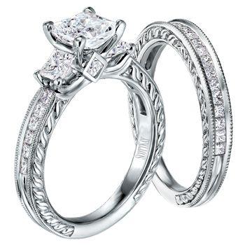 scott kay engagement rings love this set - Scott Kay Wedding Rings