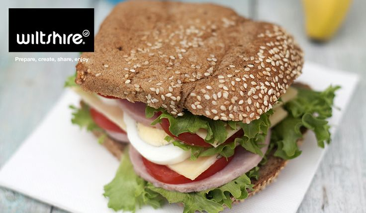 Back to school, and back to sarmies in a hurry. Whip up a healthy rye sandwich for the kids' lunch boxes with the reversible sandwich wavy blade knife, exclusive to Wiltshire.   More on: www.facebook.com/wiltshiresa
