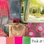 Color Crush: Mint & Pink !