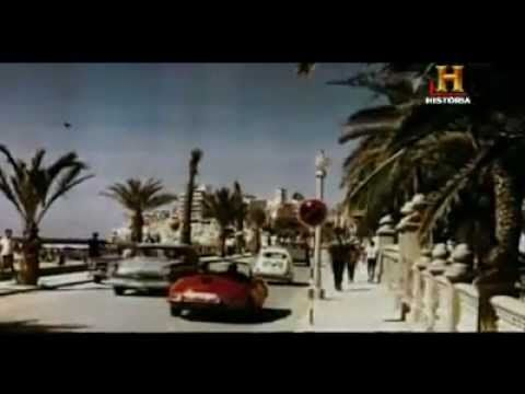 Benidorm en el reportaje emitido en el Canal Historia.  El pequeño manhattan de España. Un ejemplo de turismo.  A nadie le deja indiferente Benidorm, todo el mundo lo conoce