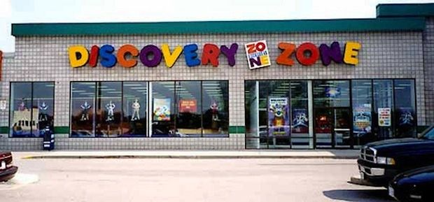 A Buzzfeed tribute to Discovery Zone. The ultimate birthday party play spot. Click for more epic DZ pics.