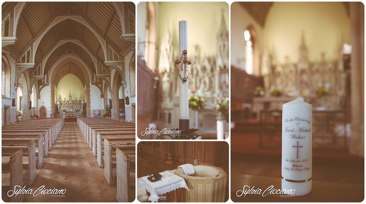 Jacob's Baptism at St Thomas More Church {East Dulwich, Greenwich, London…