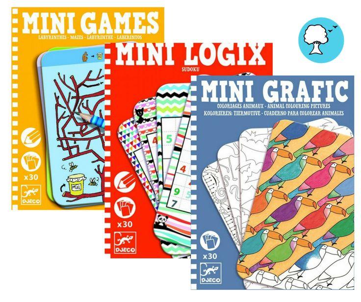 Djeco Mini Games   lalberoazzurro.net