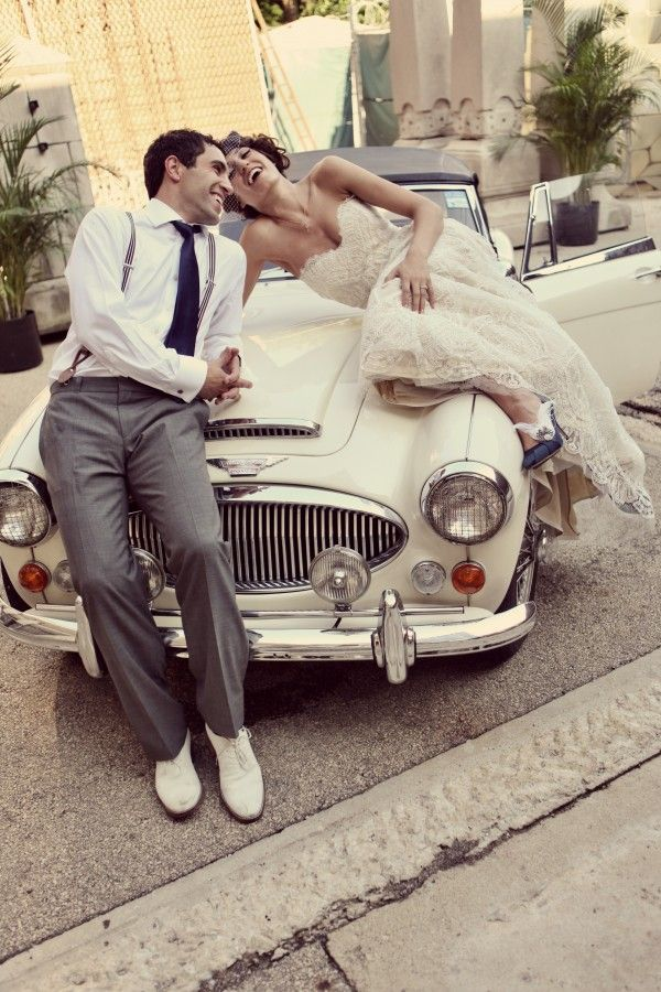 Vintage Chicago Wedding from Greatest Expectations