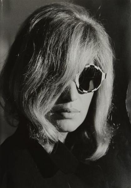 Louis Goldman - Monica Vitti dans Modesty Blaise, 1966. - Épreuve argentique