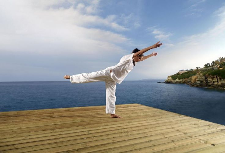 October will be the month of rebirth and rejuvenation through Yoga. Book now: http://bit.ly/1E6MEcL  #yoga #crete