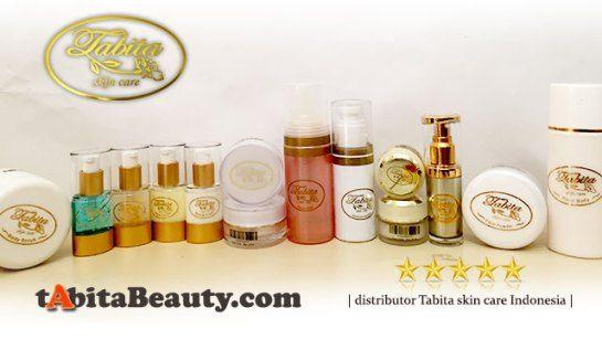 Distributor Tabita skin care original di Indonesia.