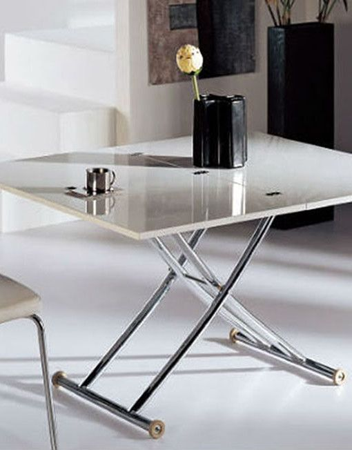 Transforming Table   Coffee Table Into Dining Table   Save Space