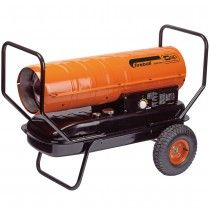 SIP Fireball 100XD 100,000 BTU diesel / kerosene portable space heater