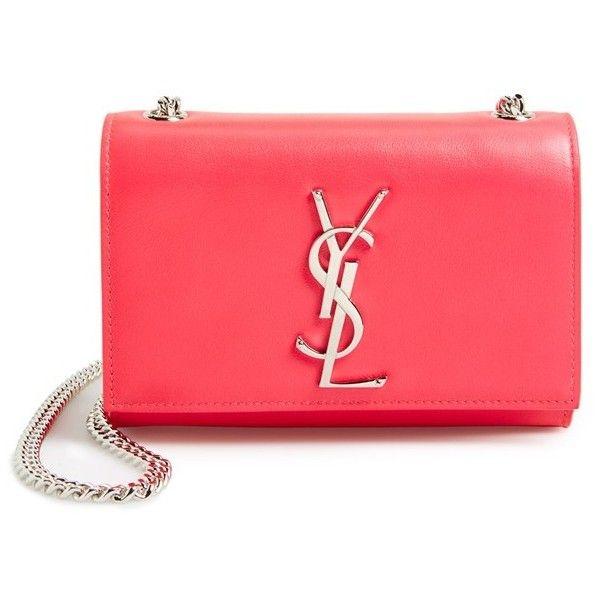 #SaintLaurent 'Cassandre - Mini' Crossbody Bag found on Polyvore