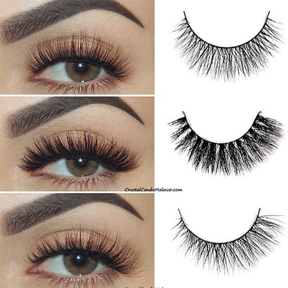 Like these lashes. Just want to look fuller and a little longer. Maybe like the bottom set the most.