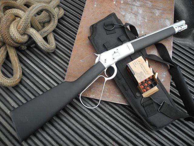 "Wanstalls Exclusive Chiappa Alaskan Scout 12"" -- Limited Run"