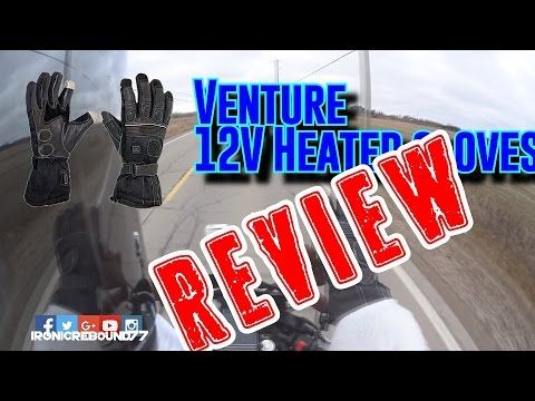Venture 12v heated gloves review, oblivious cagers