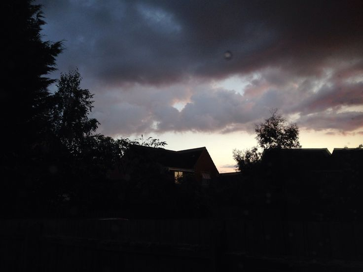 Evening skies record - By ifourdezign - 02 August 2014 (pic 6)