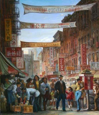 China Town, Joseph Sheppard http://musapietrasanta.it/content.php?menu=artisti