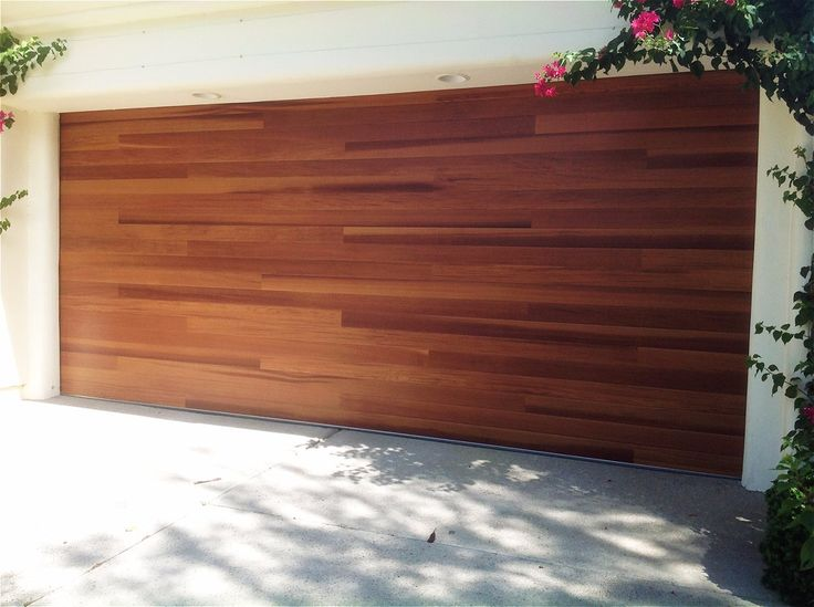 Chi Planks In Cedar For Garage Doors Garage Door Design Garage Doors Garage Door Spring Repair
