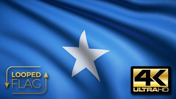 Somalia Flag 4K