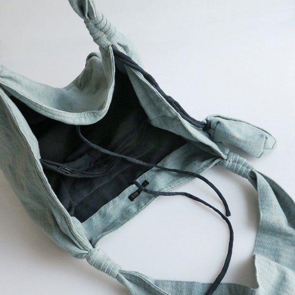 Borsa a spalla verde menta