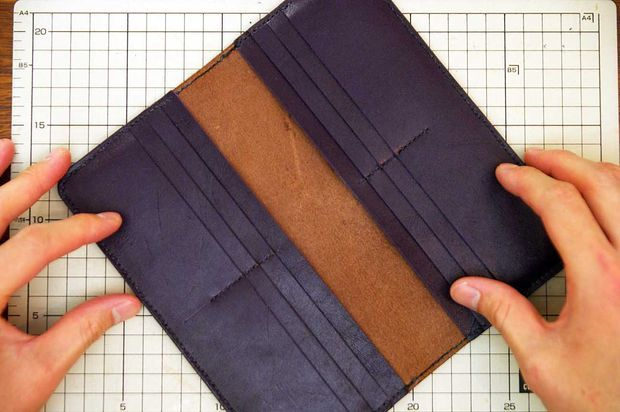 How to Make a Cool Leather Wallet