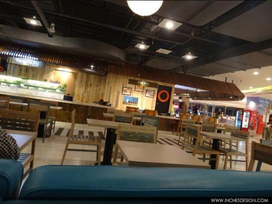 Hungry Pirates, Foodcourt Lippo Mall Kuta